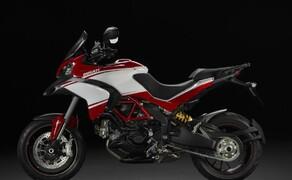 Ducati Multistrada 1200 S, Touring und Pikes Peak Bild 10