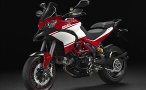Ducati Multistrada 1200 S, Touring und Pikes Peak Bild 11