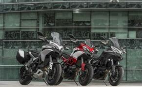 Ducati Multistrada 1200 S, Touring und Pikes Peak Bild 13