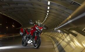 Ducati Multistrada 1200 S, Touring und Pikes Peak Bild 14