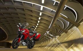 Ducati Multistrada 1200 S, Touring und Pikes Peak Bild 15