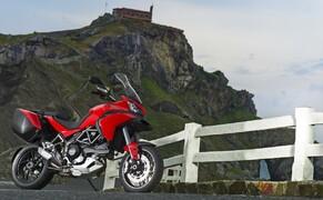 Ducati Multistrada 1200 S, Touring und Pikes Peak Bild 16