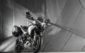Ducati Multistrada 1200 S, Touring und Pikes Peak Bild 19