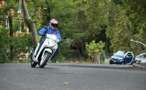 Honda SH125i Action Bild 12