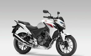 Honda CB500F 2013 Bild 2