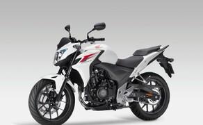 Honda CB500F 2013 Bild 3