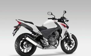 Honda CB500F 2013 Bild 4