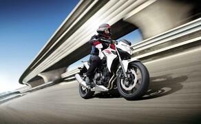 Honda CB500F 2013 Bild 15