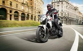 Honda CB500F 2013 Bild 17