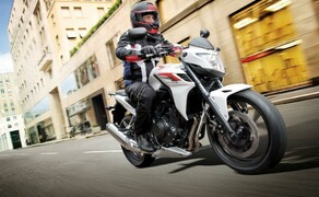 Honda CB500F 2013 Bild 18