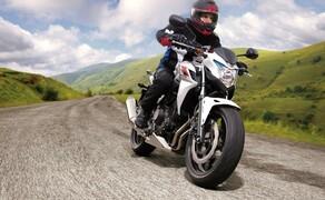 Honda CB500F 2013 Bild 20