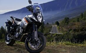 KTM 1190 Adventure - Action Bild 1