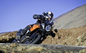 KTM 1190 Adventure - Action Bild 2