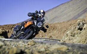 KTM 1190 Adventure - Action Bild 3
