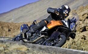 KTM 1190 Adventure - Action Bild 4