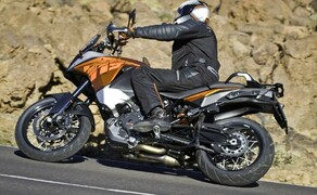 KTM 1190 Adventure - Action Bild 9