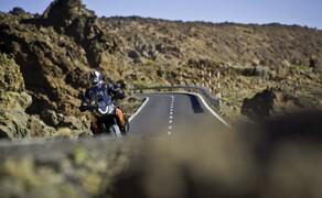 KTM 1190 Adventure - Action Bild 10
