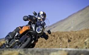 KTM 1190 Adventure - Action Bild 14