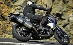 KTM 1190 Adventure - Action Bild 17