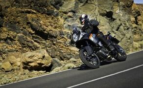 KTM 1190 Adventure - Action Bild 19