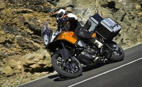 KTM 1190 Adventure - Action Bild 20