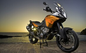 KTM 1190 Adventure - Standaufnahmen Bild 9