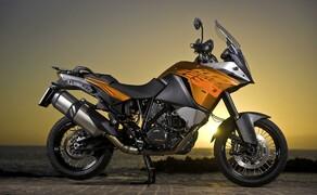 KTM 1190 Adventure - Standaufnahmen Bild 10
