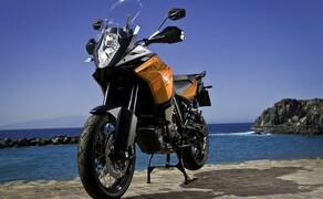 KTM 1190 Adventure - Standaufnahmen Bild 17