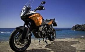 KTM 1190 Adventure - Standaufnahmen Bild 18
