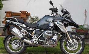 BMW R 1200 GS 2013 - Details Bild 1