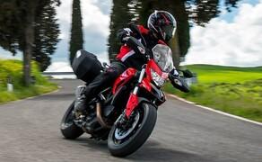 Ducati Hyperstrada Bild 12