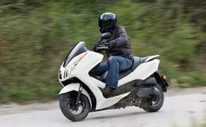 Honda Forza 300 MF08-2013 Bild 16