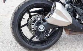 Kawasaki Z1000SX Test | Stunts, Action, Fahraufnahmen Bild 16