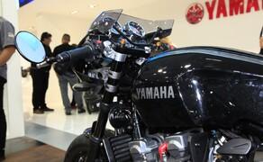 Yamaha XJR 1300 Racer Bild 10