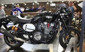 Yamaha XJR 1300 Racer Bild 2