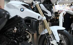 BMW F 800 R - Fotos vom Messestand Bild 2