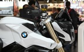 BMW F 800 R - Fotos vom Messestand Bild 5