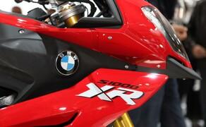 BMW S 1000 XR 2015 - Fotos vom Messestand Bild 2