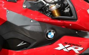 BMW S 1000 XR 2015 - Fotos vom Messestand Bild 10