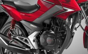 Honda CB125F 2015 Bild 2