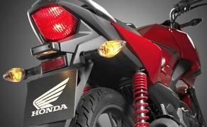 Honda CB125F 2015 Bild 4