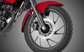 Honda CB125F 2015 Bild 10