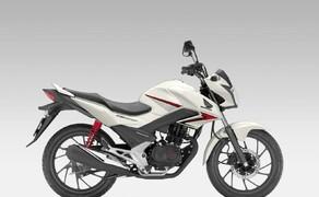 Honda CB125F 2015 Bild 15
