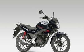 Honda CB125F 2015 Bild 16