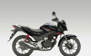Honda CB125F 2015 Bild 17