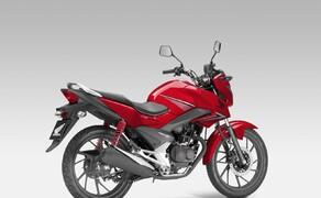Honda CB125F 2015 Bild 18