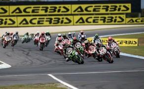 Superbike WM Phillip Island 2015 Bild 4
