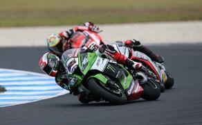 Superbike WM Phillip Island 2015 Bild 5