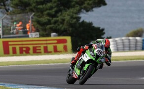 Superbike WM Phillip Island 2015 Bild 6