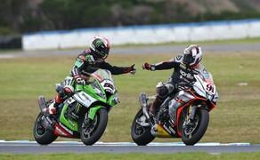 Superbike WM Phillip Island 2015 Bild 7